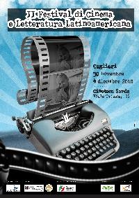 Cagliari_II Fest. Cinema e Letteratura Latinoamericana