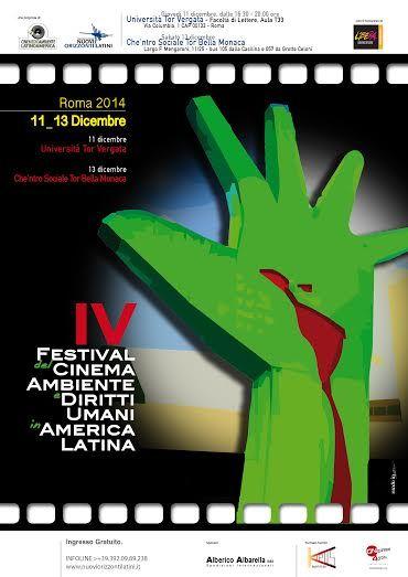 Afiche_IV Festival cinema ambiente