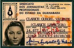 Clarice.periodista